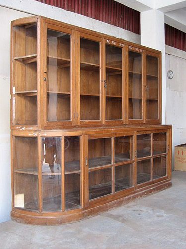 Chinese Pharmacy Cabinet