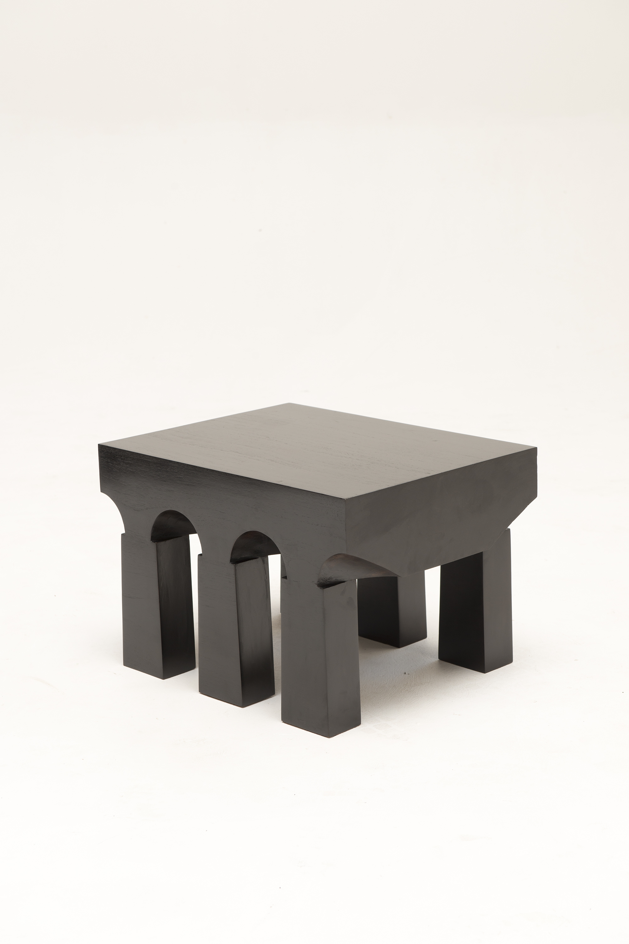 Chista Furniture Side Tables Aqua Side Table